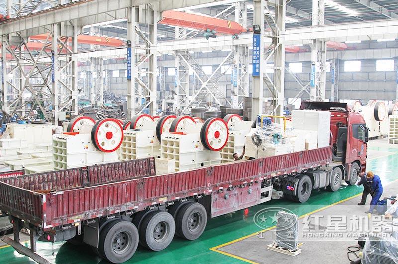 600*750颚式破碎机厂家-设备预发货
