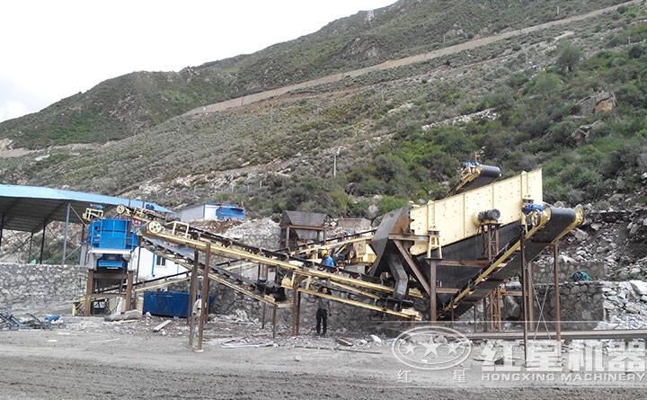 石灰岩加工工艺流程