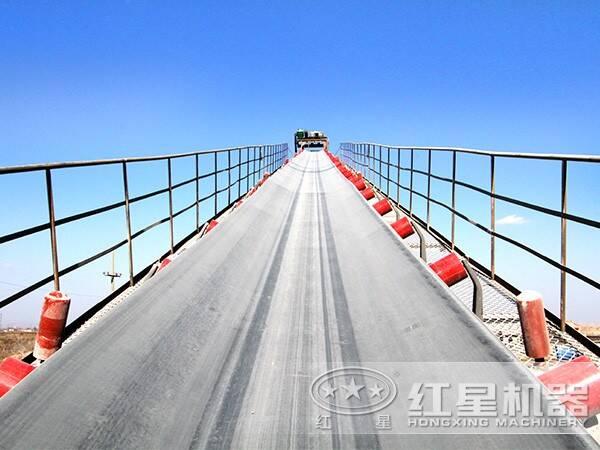 青岛石料生产线现场