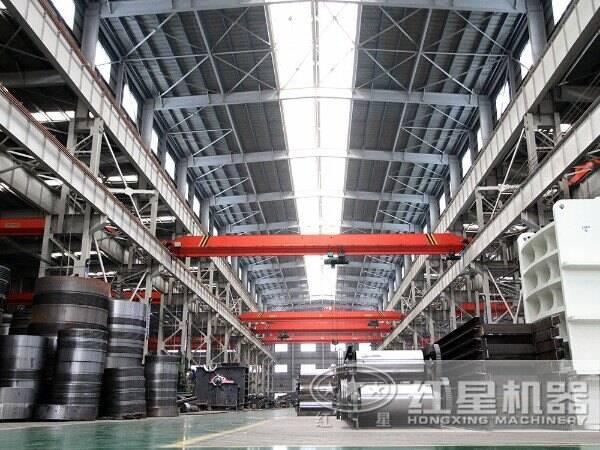 40万平方米标准化厂房