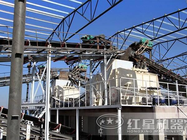 全新石料生产线