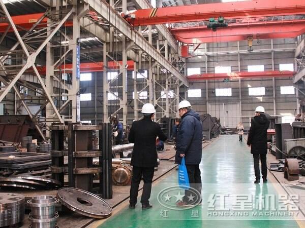 大型粉煤灰烘干机质量(做工)精细