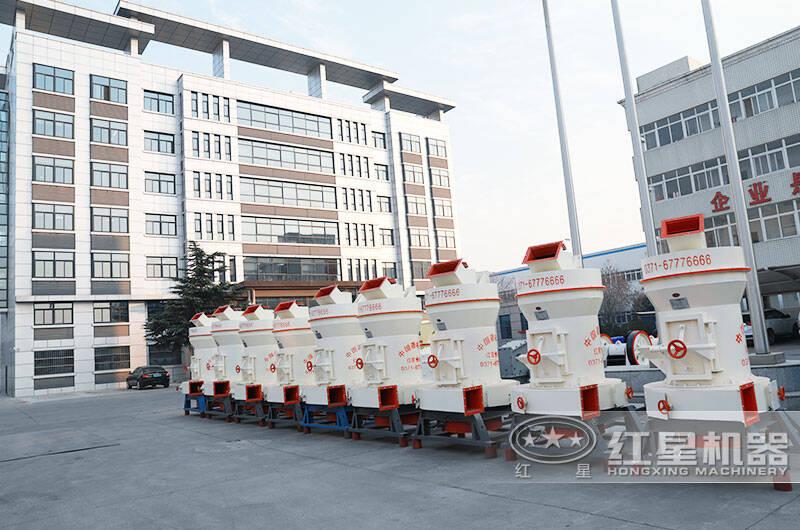 时产10吨脱硫石膏粉加工设备厂家