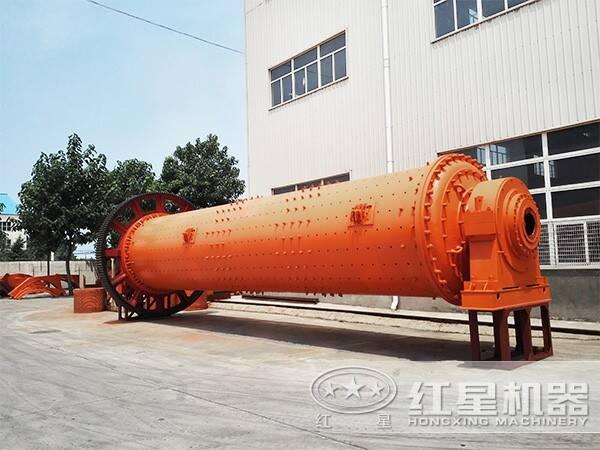 100吨球磨机厂家