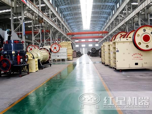 碎石生产线设备厂家