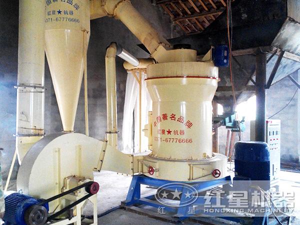 钢渣微粉的生产工艺