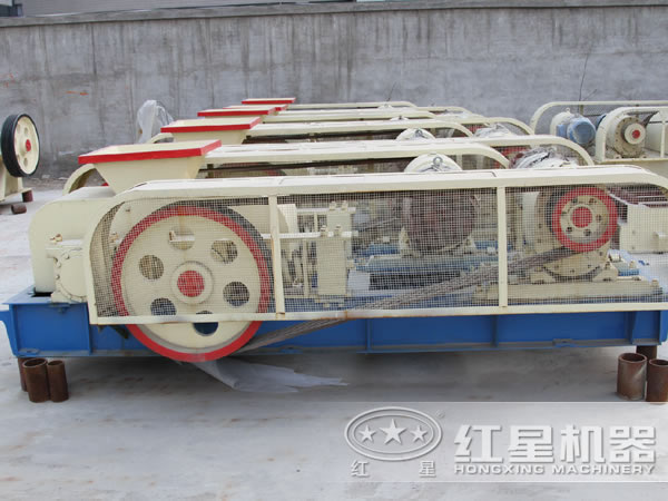 2PG700×400型对辊式破碎机厂家