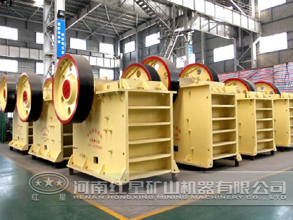 时产超1000吨的矿石破碎机价格多少钱?
