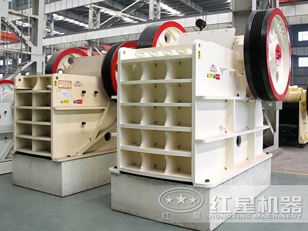 每小时产750t欧版粉石子机
