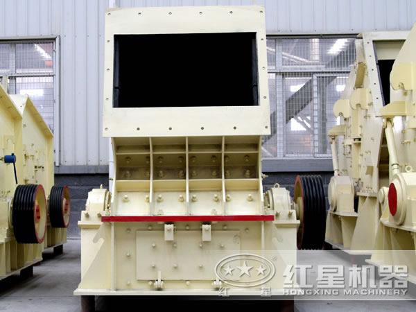 时产180吨反击破碎机设备