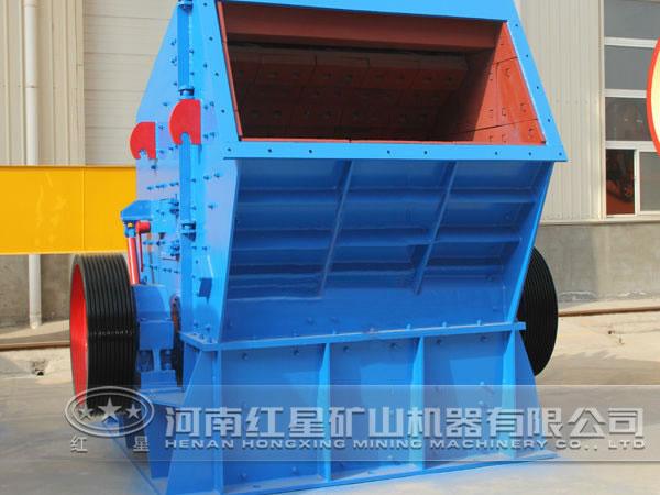 一款适用于水泥企业的新型反击式破碎机