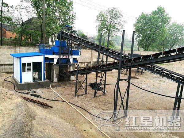 甘肃玄武岩石料生产线项目