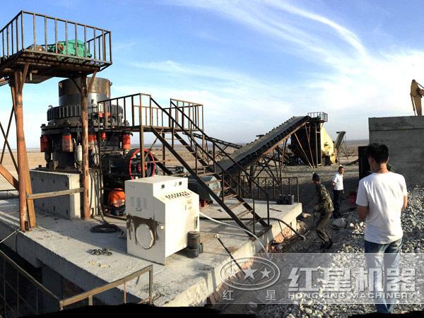 石英砂生产线环保