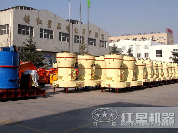 滑石粉雷蒙磨粉机厂家图片