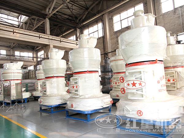 云母磨粉设备:云母磨粉机