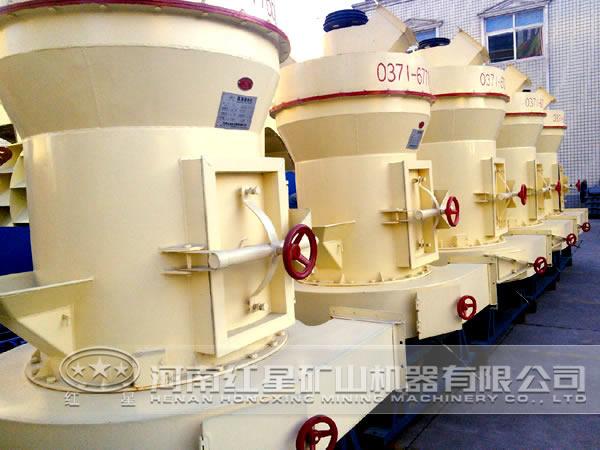 4R雷蒙磨粉机几万元一台?