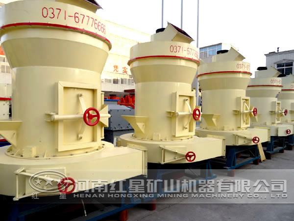80-325目雷蒙磨粉机型号