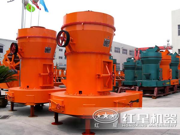风化煤高强磨粉机