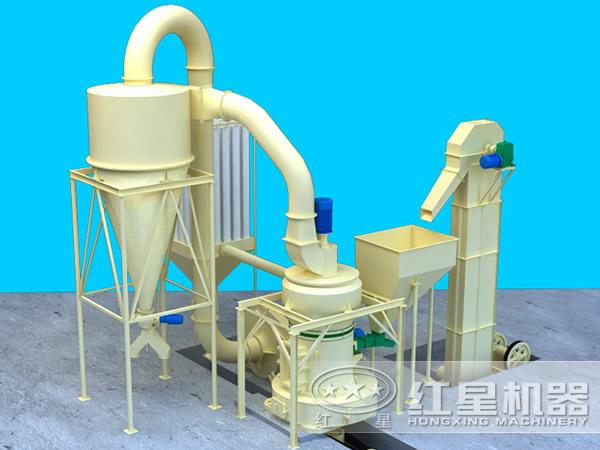 风化煤超细磨粉机