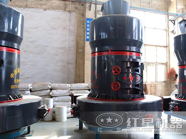 新型雷蒙磨粉机器