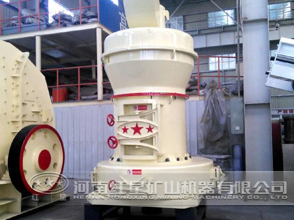 海泡石雷蒙磨粉机