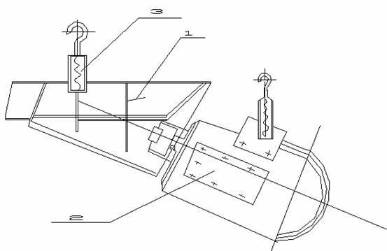 球磨机喂料结构图1