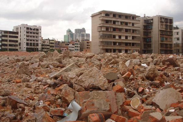 城市建筑垃圾