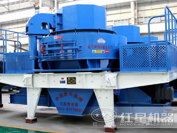 时产150t-1000t机制砂机器智能