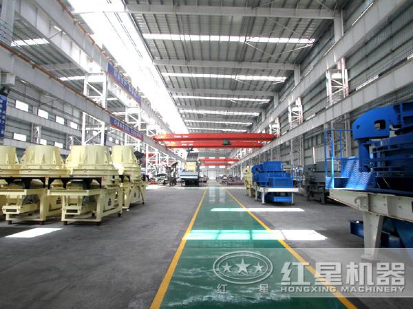 制砂机生产厂家
