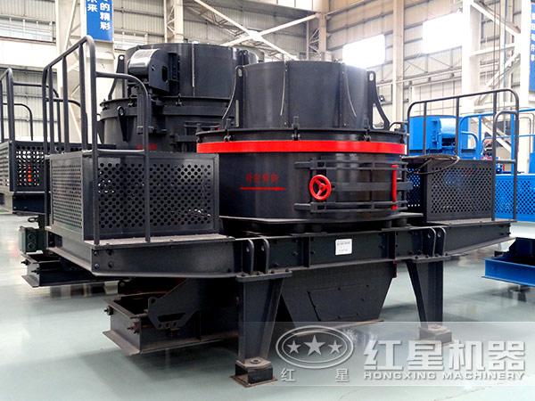 时产150t-1000t机制砂机器质量过硬