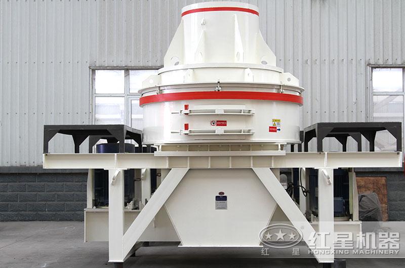 HX冲击式制砂机