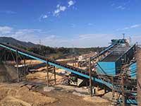 办个小型环保制砂厂需要什么设备?附办制砂厂流程