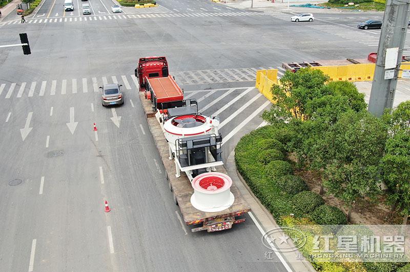 页岩制砂日产万吨设备发货