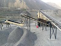 时产200吨的山石粉碎生产线,如何设计能既出石子又制砂?