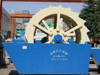 矿山砂石厂时产500吨用什么型号洗沙机?