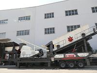 煤炭增产稳价,时产100吨的移动碎煤机多少钱?